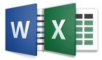 ادخال البيانات علي word او excel بالعربية او الانجليزية