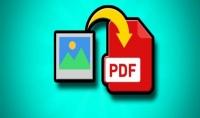 تحويل جميع صيغ الصور والملفات النصية الى PDF يقبل البحث
