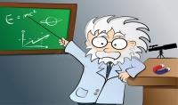 درس فيزياء لمدة 45 دقيقة لمختلف المراحل الدراسية.