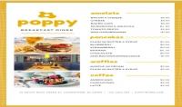 بتصميم لوحة إشهارية او قائمة طعام او شعار
