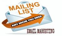سأقوم بإنشاء قائمة بالبريد الإلكتروني حسب عنوان المهمه