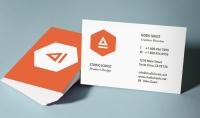 تصميم جميع أنواع البطائق الشخصية و المهنية بعدة لغات Business Card   Carte de visite....