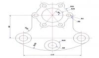 التصميم بواسطة Auto CAD