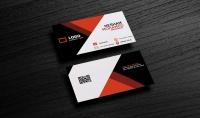 تصميم كرت احترافي للافراد والمؤسسات Business Card Design