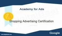 دليلك للحصول على شهادة معتمدة Google Shopping Ads Certification