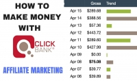 سأساعدك في انشاء حساب على منصة clickbank.
