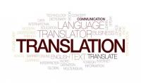 سوف أقوم بالترجمة من اللغة العربية إلى اللغة الإنجليزية والعكس صحيح
