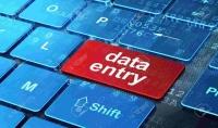 ادخال بيانات باللغه العربيه او الانجليزيه
