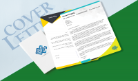 كتابة وتصميم رسالة الغلاف Cover letter بأحترافية ودقة