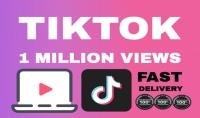 مليون مشاهدة تيك توك عالية الجودة