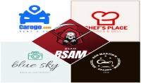 تصميم شعارات للمتاجر ولصفحات ولقنوات اليوتيوب وتصميم الغلاف