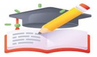 حل واجبات واختبارات وعمل بحوث بوربوينت