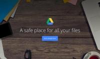 مساحة تخزين غير محدودة على Google Drive . مدى الحياة
