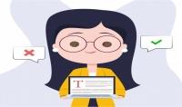 التدقيق اللغوي لمقالاتكم وكتبكم