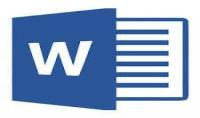 تفريغ محتوى مكتوب يدويا إلى برنامج Microsoft Word