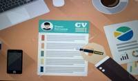 كتابة و تصميم سيره ذاتيه  CV  بشكل احترافي و باللغتان