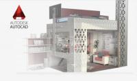رسم مخطط معماري وانشائي 3d و 2d وتصميم احمال رياح وزلازل