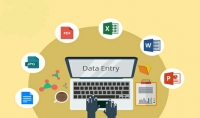 ادخال البيانات وتفريغها من ملفات PDF او صور على Word