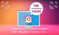 إضافة مليون مشاهدة للفيديو على انستغرام
