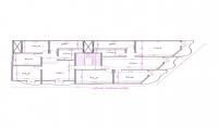 تصميم مخطط معمارى اوتوكاد ب5 دولار لكل 20 متر مربع