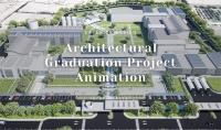 تصميم فيديو انيميشن للمشروعات المعمارية الخارجية 3DAnimation   كل 10 ثوان ب 5 $