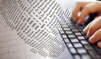 ادخال البيانات باللغة العربية والفرنسية والانجليزية في وقت سريع