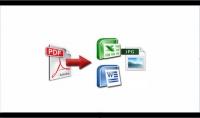 ادخال البيانات من و الى ال pdf   word   excel   powerpoint باللغتين العربي والانجليزي وبسرعة و باقل سعر