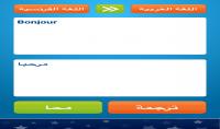 الترجمة من الفرنسية الى العربية والعكس. مع المراجعة والتدقيق اللغوي.