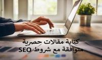 كتابة 3 مقالات  عربية حصرية  للمدونات  المقالة 1000 كلمة