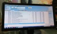 انشاء بيانات العمل الخاص بعملك في اكسل و برسومات بيانية تساعدك في تحليل مشروعك