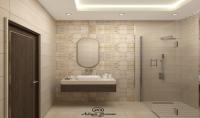 تصميم حمامات كل 2 متر 5 $