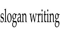 كتابة slogan لاي شركه او مؤسسة