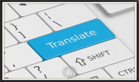 بترجمة 500 كلمة من اللغة العربية إلى الإنجليزية