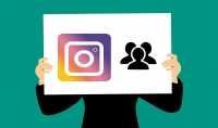 إضافة 1000 متابع حقيقي على Instagram