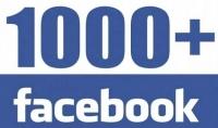 1000 متابع بروفايل فيس حقيقين 100% وضمان مدي الحياة