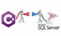 أطلب أن برنامج لسطح المكتب بلغة ال C و SQL server