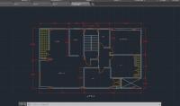 اعداد التصميمات الهندسية باستخدام برنامج اوتوكاد