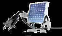 دورة الطاقة الشمسية : الألواح الشمسية الكهروضوئية