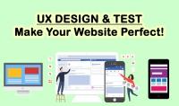 العمل ك UX Designer للمواقع وتطبيقات الموبيل؛ لجعلها الأفضل