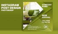 تصميم انستجرام بوست ديزاين عالي الجودة بأستخدام برنامج فوطوشوب2021