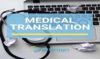 ترجمة طبية من اللغة الانجليزية إلى اللغة العربية وتدقيق لغوي