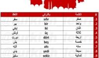 ترجمه عربي تركي وتعليم اللغه التركيه