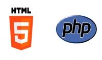 مبرمج html  php