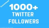 الترويج لحسابك على التويتر والحصول على 1000 متابع عربي خليجي