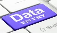 أدخال البيانات وتفريغ الملفات الصوتيه