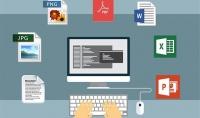 إدخال البيانات Word Excel PowerPoint والبحث عن مختلف المواضيع في الأنترنيت