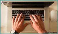 * أقوم بالكتابة باللغة العربية أو الانجليزية .  اقوم بكتابة وتنسيق وترتيب المعلومات والبيانات