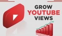 إضافة 4000 مشاهدة على اليوتيوب مقابل 10$ فقط