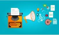 كتابة نصوص تسويقية وإعادة صياغة النصوص التسويقية