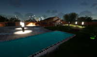 I Will make 3d videos of your house clinic or factory and any idea you have